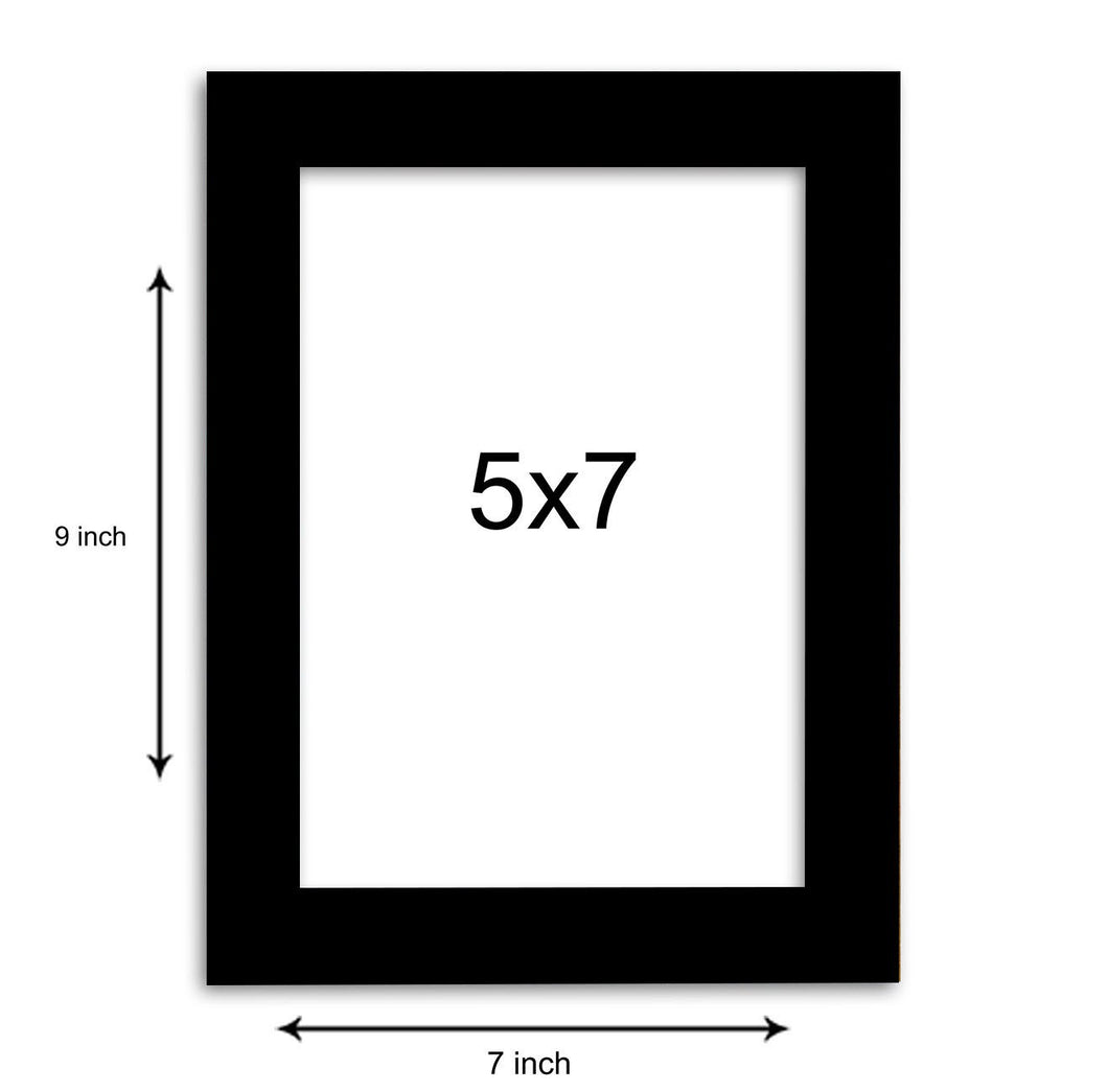Set Of 2 Table Top Photo Frames Perfect For Home & Office Table Decorations 2 Units Of 5 x 7 Inch