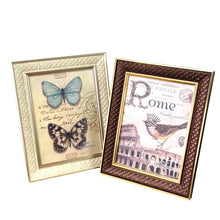 Load image into Gallery viewer, Set Of 2 Royal Memories Table Photo Frame With Stand For Office & Home Decor