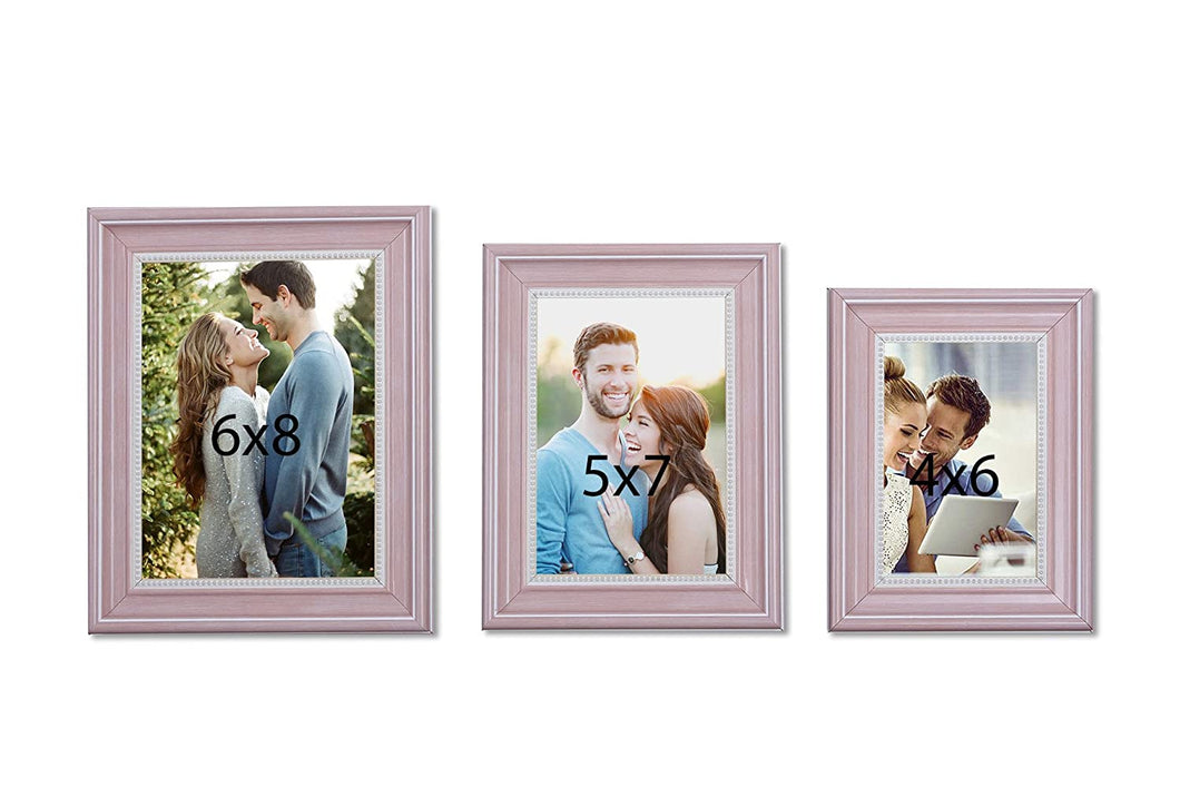 Set Of 3 Table Photo Frame For Home & Office Decor