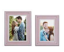 Load image into Gallery viewer, Set Of 2 Table Photo Frame For Home & Office Decor