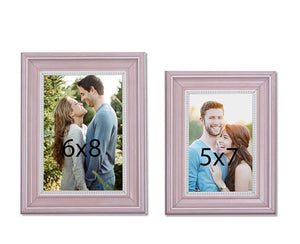 Set Of 2 Table Photo Frame For Home & Office Decor