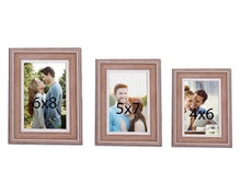 Load image into Gallery viewer, Set Of 3 Table Photo Frame For Home & Office Decor