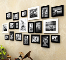 Load image into Gallery viewer, Art Street - King And Queen Set Of 20 Individual Wall Photo Frame For Home Decor