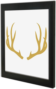Wild Theme Poster With Frame