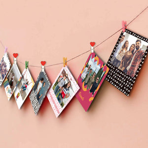 Friends Forever - Polaroid Photos Gift Box