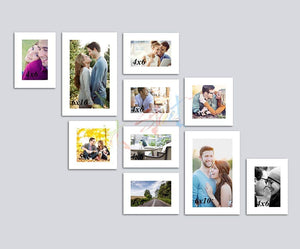 Varying Photo Frame Collection