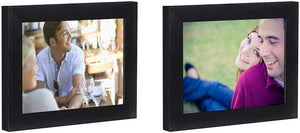 Table Top Photo Frames Perfect For Family Office Table Decorations