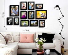 Load image into Gallery viewer, Striking Glorious Individual Fiber Wood Wall Photo Frames