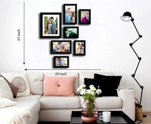 Load image into Gallery viewer, Triumphet Individual Fiber Wood Wall Photo Frames