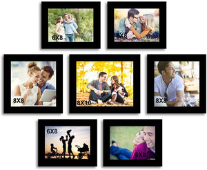 Best Years Individual Photo Frame Set