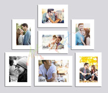 Load image into Gallery viewer, Pyramid Photo Frame Set