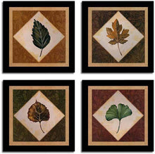 Load image into Gallery viewer, 'Dry Leaves' Framed Poster