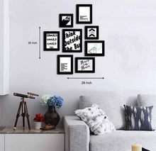 Load image into Gallery viewer, Motivational Quote 8 Poster Set with Frame