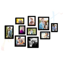 Load image into Gallery viewer, Big 10 - Individual Black Wall Photo Frame