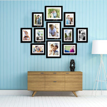Load image into Gallery viewer, Boulevard Set of 11 Individual Wall Photo Frames