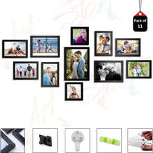 Load image into Gallery viewer, Small Boulevard 11 Individual Wall Photo Frames Wall Decor Set