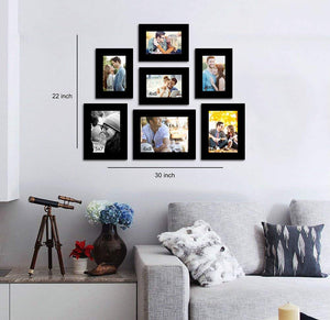 Pyramid Photo Frame Set