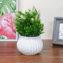 Load image into Gallery viewer, Artificial Table Plants  in Ceramic Pot/Planter for Home.