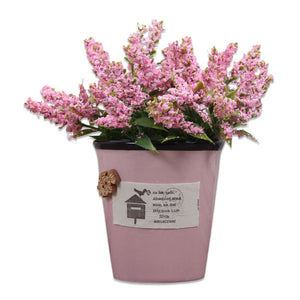 Artificial  Lavender Flower Plant for Indoor/Outdoor, Home & Office