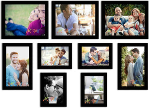 Family Tree Memory Individual Wall Photo Frames