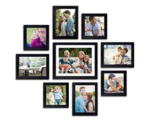 Load image into Gallery viewer, Black Wall Photo Frames Black Wall Photo Frames