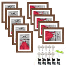 Load image into Gallery viewer, 10 Individual Wall Photo Frame / Wall Decor Set