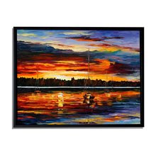 Load image into Gallery viewer, Art Street Immortal Sky Art Print,Landscape Canvas Painting
