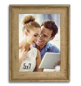 "Decoralicious Table Photo Frame For Office & Home Table Decor Size - 5"" x 7"" Inch"