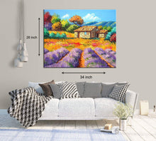 Load image into Gallery viewer, Relish The Nature Art Print,Landscape Canvas Painting