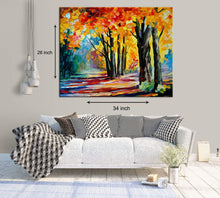 Load image into Gallery viewer, Art Street Nature Blessings Art Print,Landscape Canvas Painting