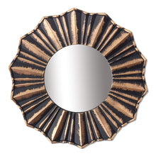 Load image into Gallery viewer, Art Street -Set of 3 Copper  Mirror Decorative in Round Shape (8 x 8 Inchs)