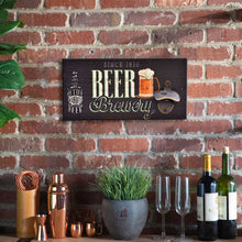 Load image into Gallery viewer, Art Street Vintage Style Wooden Beer Bottle Opener Creative Bar & Home Wall Decor