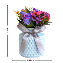 Load image into Gallery viewer, Artificial Flowers/Plants/Flower in Ceramic Pot/Planter for Home and office
