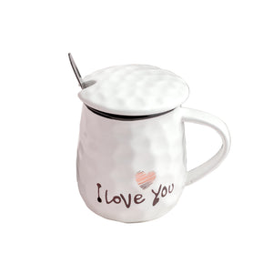 Unique Ceramic Coffee & Tea Mugs, Creative & Novelty Gift Item, Capacity 350 ML