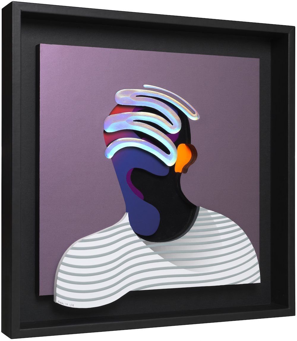 ADAM NEATE DIMENSIONAL EDITION limited editions FOR SALE FROM ELMS LESTERS