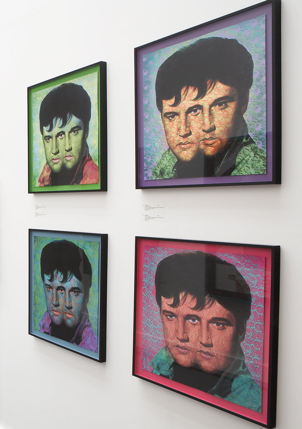 ELVIS ELVIS No. 1 unframed print