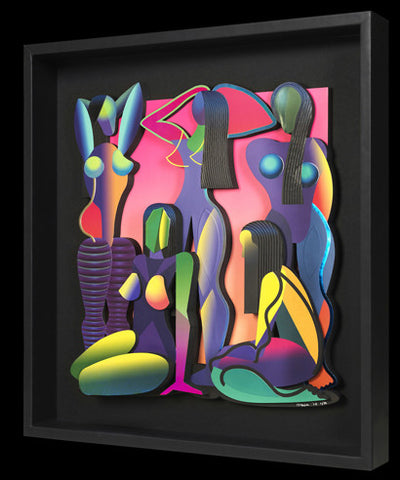 SOLD OUT : ADAM NEATE . WOMEN . 2D DIMENSIONAL MULTIPLE