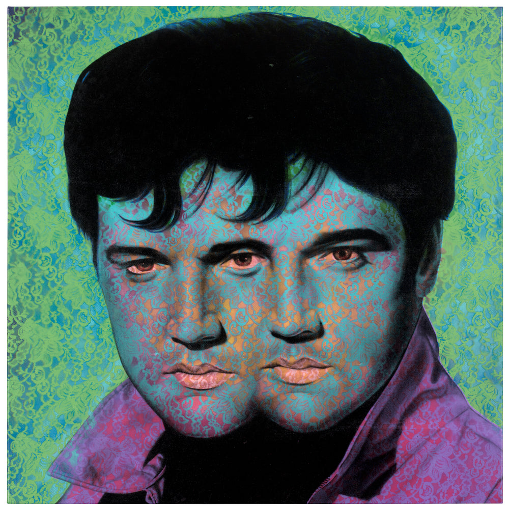 ELVIS ELVIS No. 3 unframed print