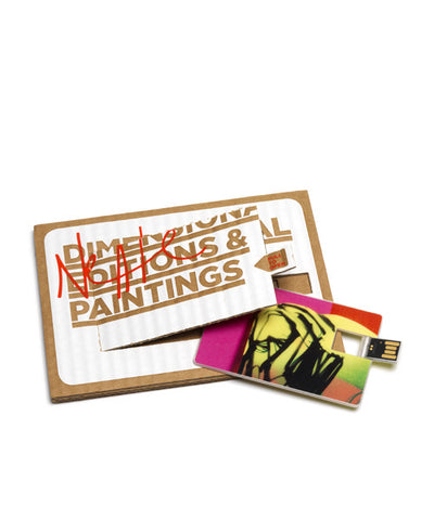 NEATE 'DIMENSIONAL EDITIONS & PAINTINGS' USB