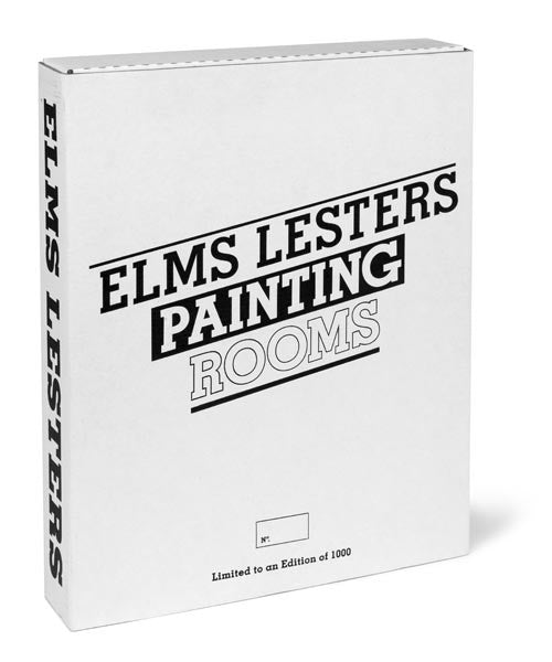 ELMS LESTERS BOOK . BORIS TELLEGEN . DELTA . RON ENGLISH . JOSÉ PARLÁ . ADAM NEATE . ANTHONY LISTER . WK INTERACT . STASH . PHIL FROST . STREET ART BOOK AVAILABLE FOR SALE FROM ELMS LESTERS