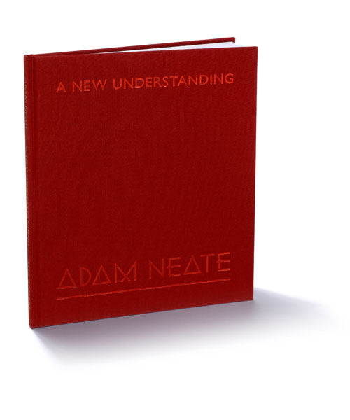 Adam Neate : A NEW UNDERSTANDING book