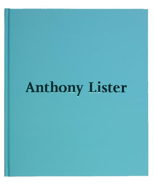 ANTHONY LISTER and WK INTERACT limited edition book available from ELMS LESTERS