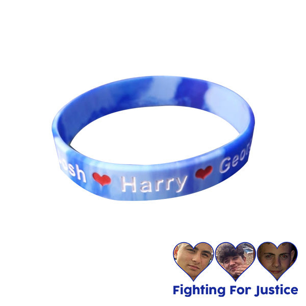 Fighting for Justice Wristband