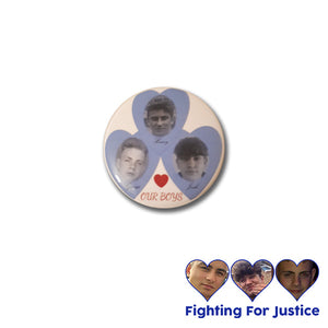 Fighting for Justice Badge