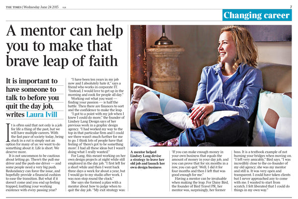 The Times interview with Lindsey Lang
