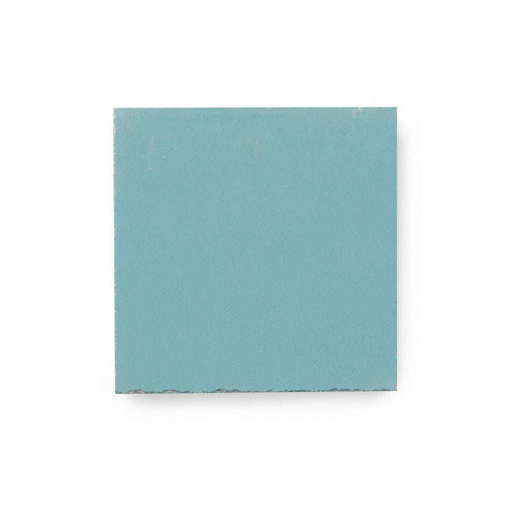 Teal - Plain tile sample
