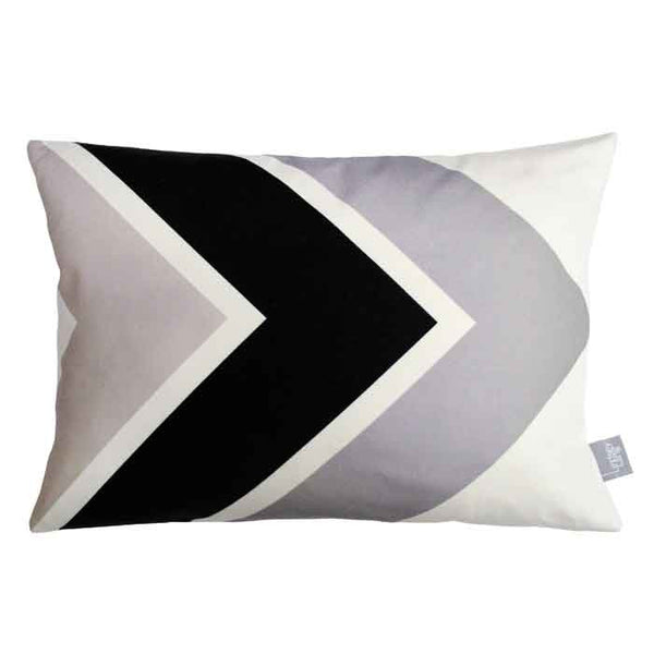 Chevron Oblong Cushion