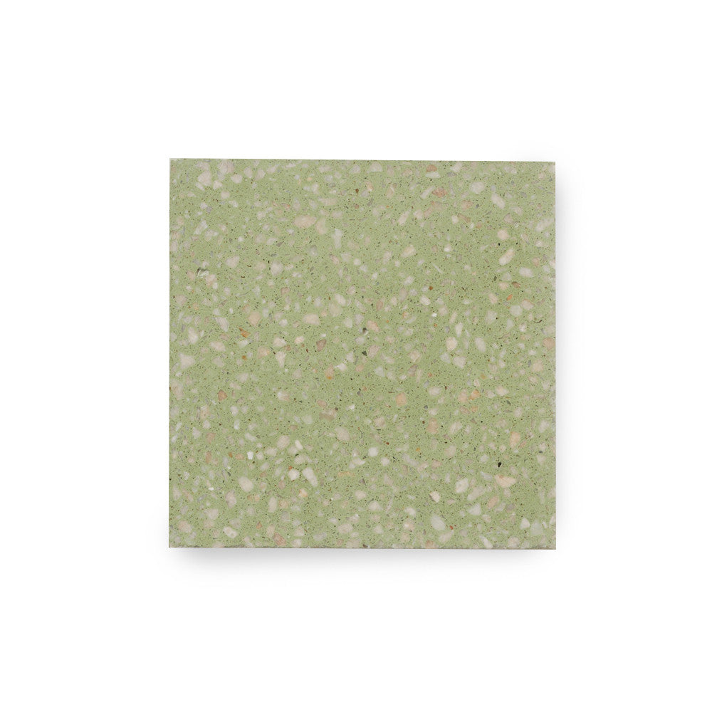Mint - Granito tile sample