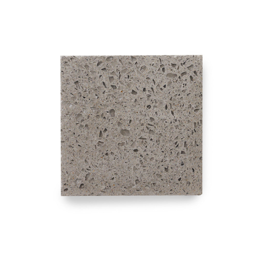 Cement Grey - Terrazzo Tile (sample)