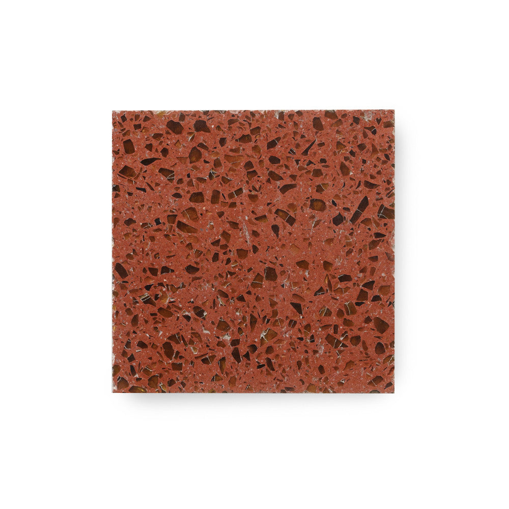 Red Brick - Terrazzo Tile (sample)